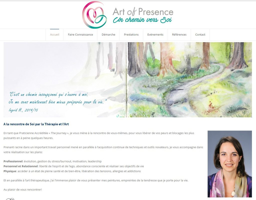 the art of presence
